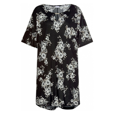LASCANA Tričko bílá / černá