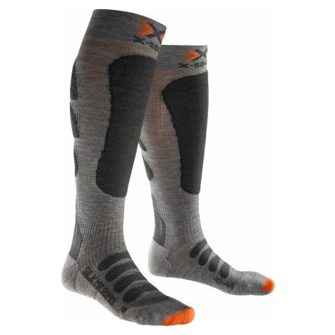 Ponožky X-Bionic X-socks Ski Silks /44
