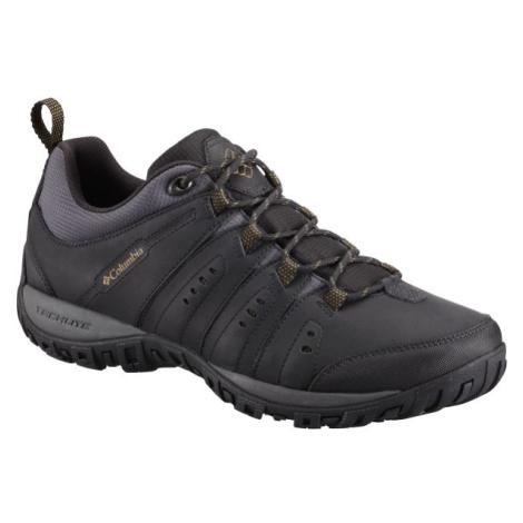 Columbia WOODBURN II černá - Pánská outdoorová obuv