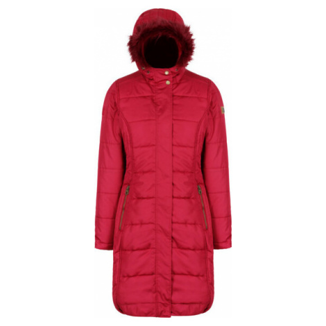 Dámský kabát Regatta RWN123 FERMINA II 07T Červený Červená
