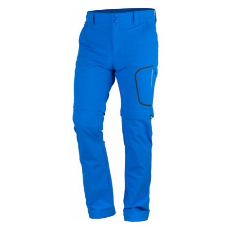 Pánské kalhoty Northfinder Kakelo blue