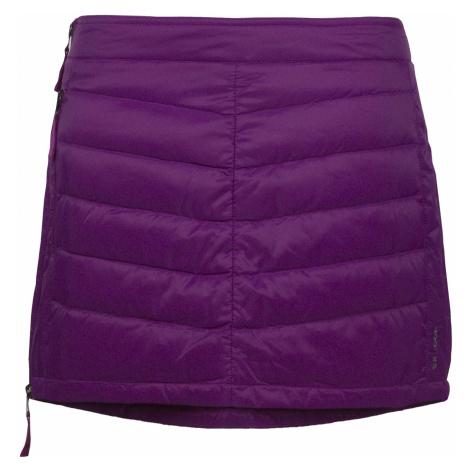 Prošívaná zimní péřová sukně SKHOOP Down Mini, aster