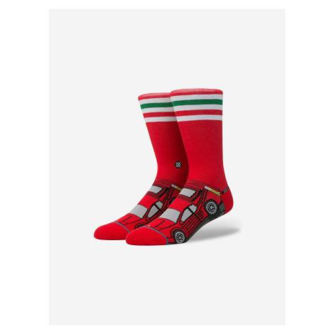 Magnum Ponožky Stance Červená