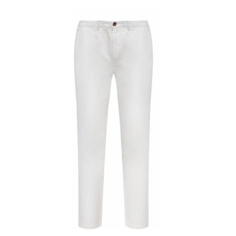 Kalhoty LA MARTINA bílá