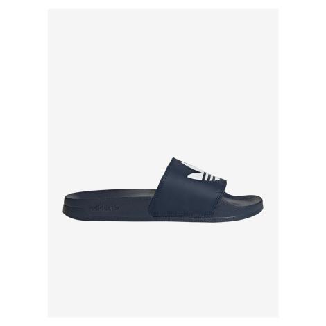 Adilette Lite Pantofle adidas Originals Modrá