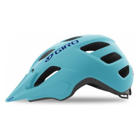 Juniorská cyklistická helma Giro Tremor Matte Glacier