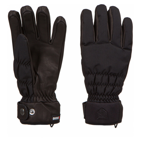 Lyžařské rukavice Hestra LUOMI CZONE FEMALE černá