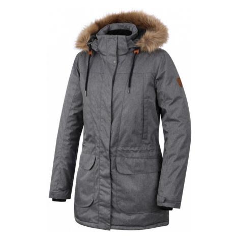 Dámský kabát Hannah Galiano II gray mel