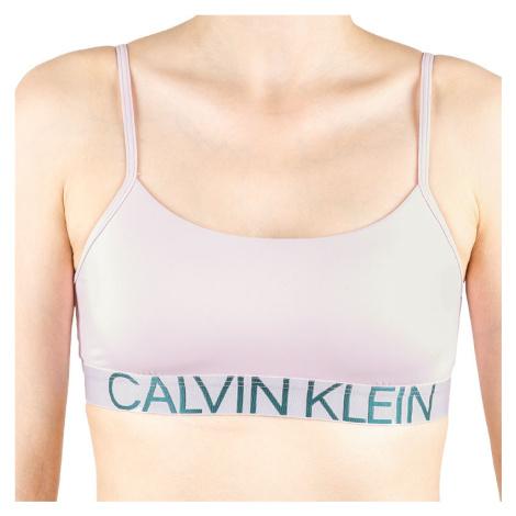 Dámská podprsenka Calvin Klein růžová (QF5181E-AUY)