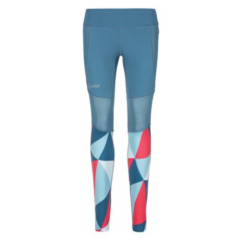 Kilpi Dámské běžecké kalhoty Legatoni modrá
