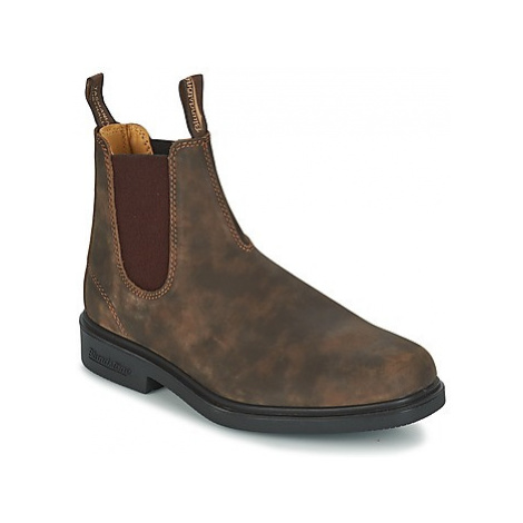 Blundstone COMFORT DRESS BOOT Hnědá