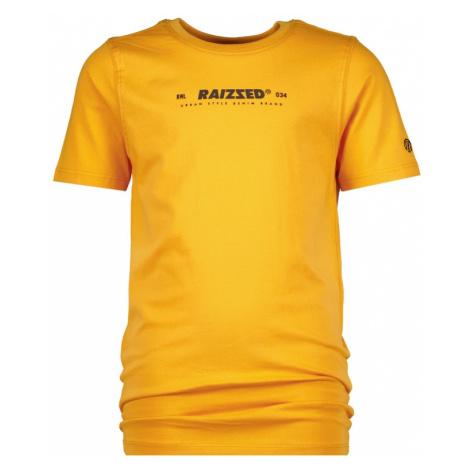 Raizzed Tričko 'HADLEY' jasně oranžová / černá