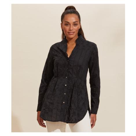 Košile Odd Molly Vivian Shirt - Černá