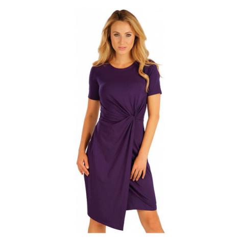 Dámské šaty Litex 55089 | fialová