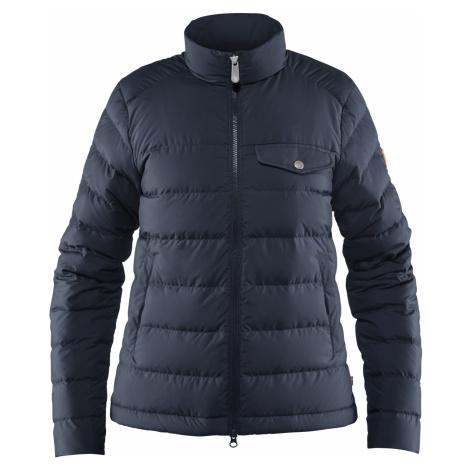 Dámská bunda FJÄLLRÄVEN Greenland Down Liner Jacket W, Night Sky Fjällräven