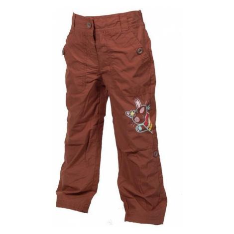 kalhoty roll up, Bugga, PD340, hnědá