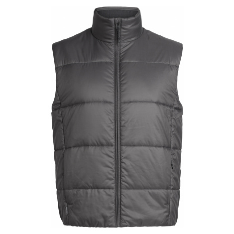 ICEBREAKER Mens Collingwood Vest, Monsoon Icebreaker Merino