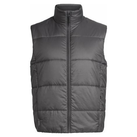 Pánská vesta ICEBREAKER Mens Collingwood Vest, Monsoon Icebreaker Merino