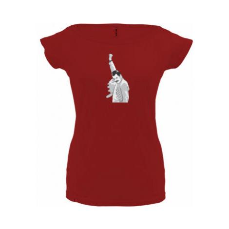 Dámské tričko Elegance Freddie Mercury