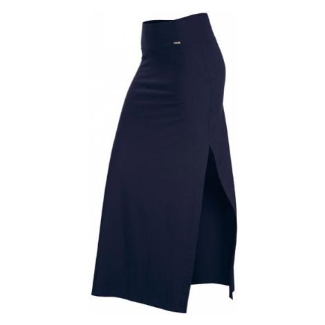 Dámská sukně dlouhá Litex 5B168   tmavě modrá