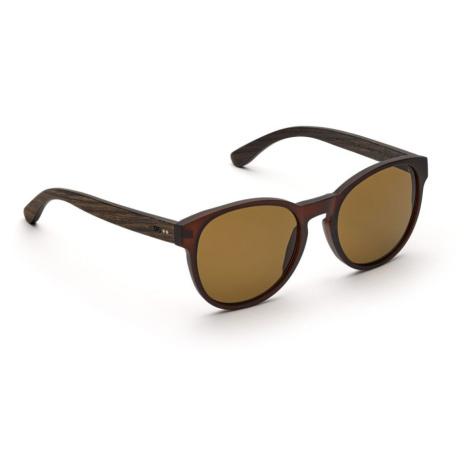 Dřevěné sluneční brýle The Gryphon TAKE A SHOT