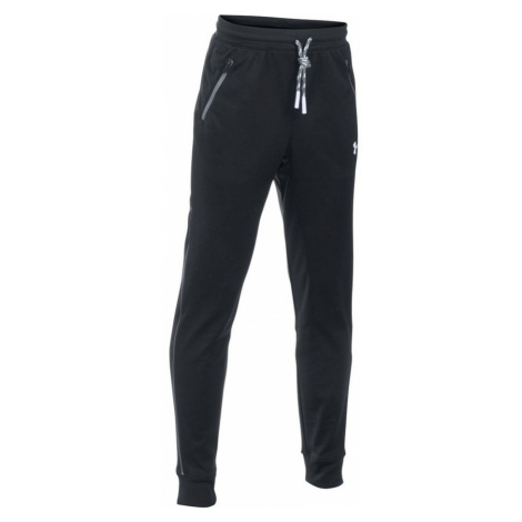 Under Armour Pennant Tapered Pant Chlapecké tepláky 1281072-001 Black