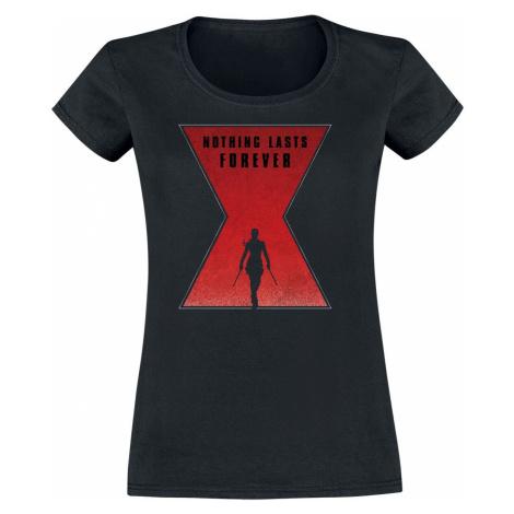 Black Widow Forever Dámské tričko černá