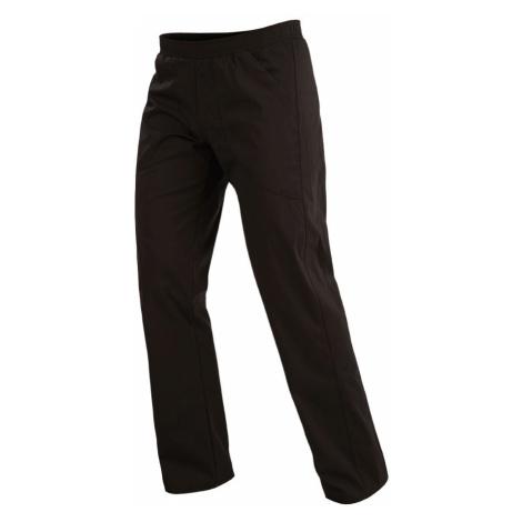 LITEX Kalhoty pánské dlouhé. 99550901 černá