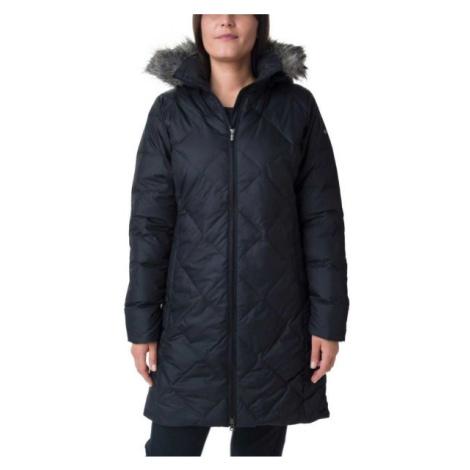 Columbia ICY HEIGHTS II MID LENGHT DOWN JACKET černá - Dámská zimní bunda