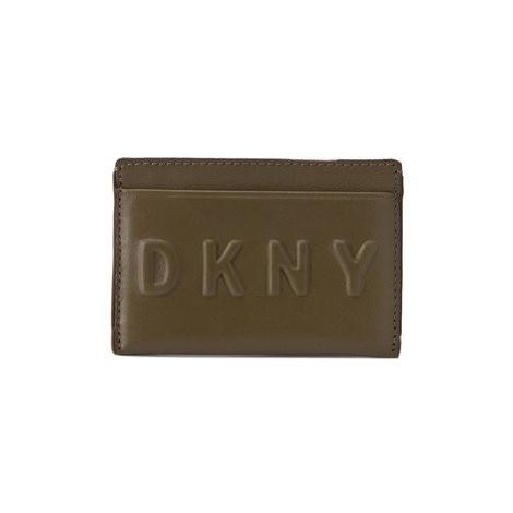 DKNY Pouzdro na kreditní karty Slgs Debossed Logo R172440101
