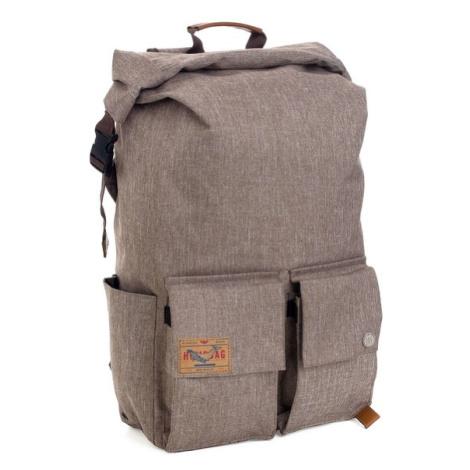 Batoh Marrom Bag Woox