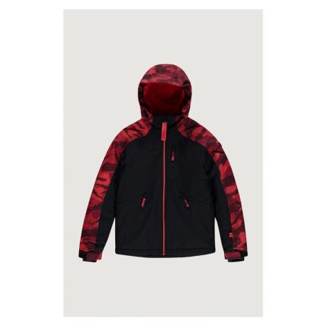 O'NEILL Sportovní bunda 'Diabase' červená / černá