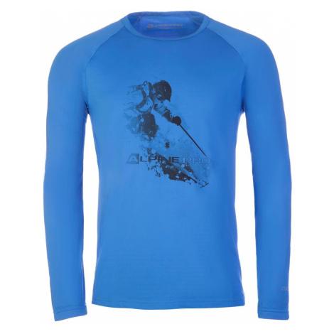 Pánské triko Alpine Pro VALD 2 - modrá