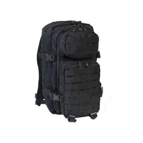 Vojenský batoh US ASSAULT PACK small Mil-Tec® - černý Mil-Tec(Sturm Handels)