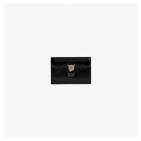 Černé pouzdro na karty Tiger WOUF