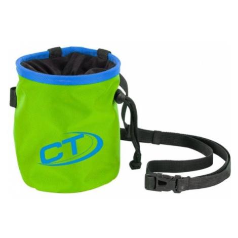 Climbing Technology Cylinder Chalk Bag, zelená