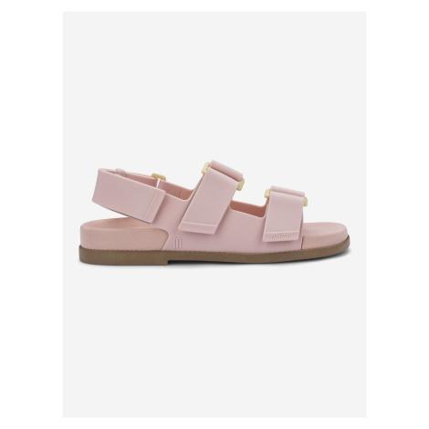 Papete Pretty Sandále Melissa Růžová
