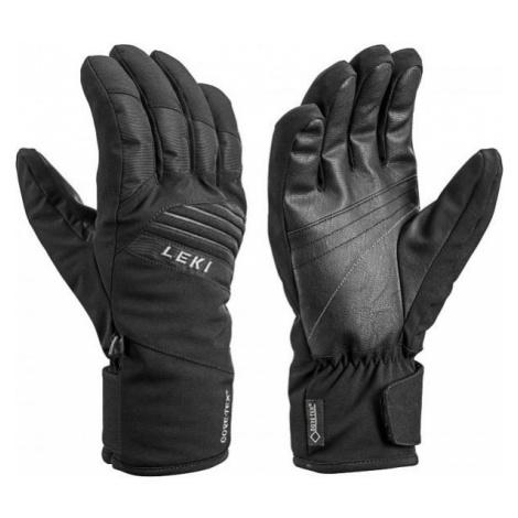 Leki SPACE GTX černá - Sjezdové rukavice
