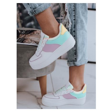 Women's sneakers DStreet ZY0025