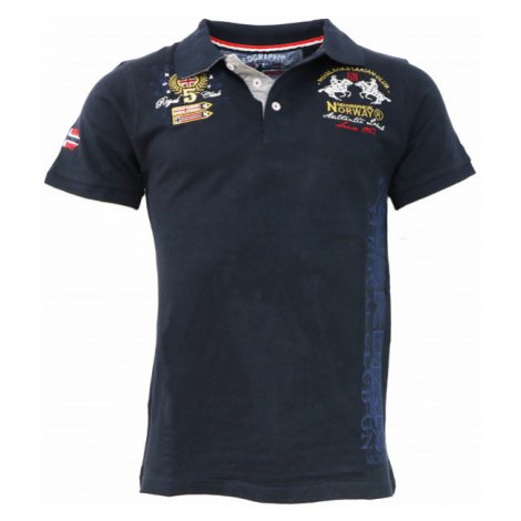 GEOGRAPHICAL NORWAY polokošile pánská KOLATINA SS MEN 100