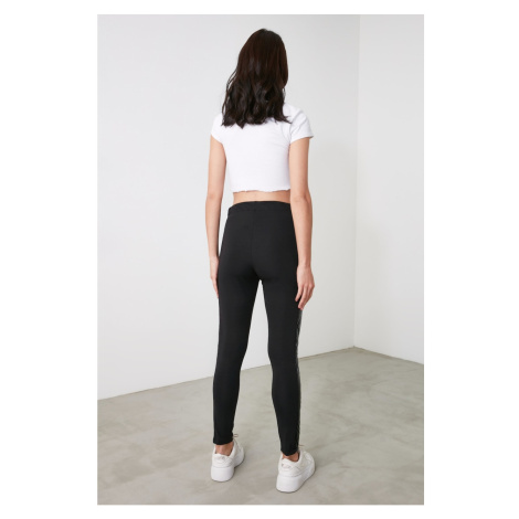 Women's leggings Trendyol Detailed