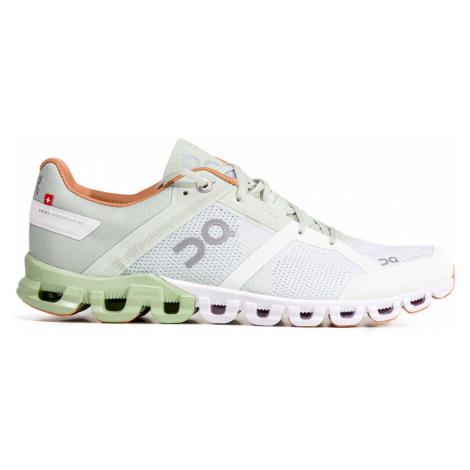 Běžecké boty On Running CLOUDFLOW WOMAN bílá|zelená