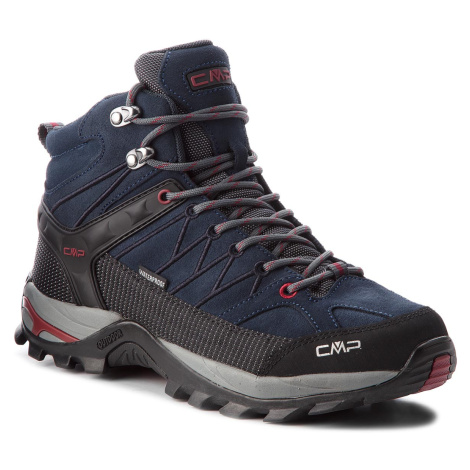 CMP Rigel Mid Trekking Shoes Wp 3Q12947