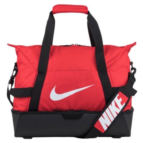 Nike ACADEMY TEAM M HARDCASE červená - Sportovní taška
