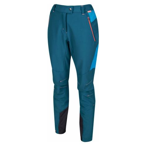 Dámské kalhoty Regatta MOUNTAIN Trs modrá