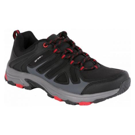 ALPINE PRO SEWER černá - Pánská obuv