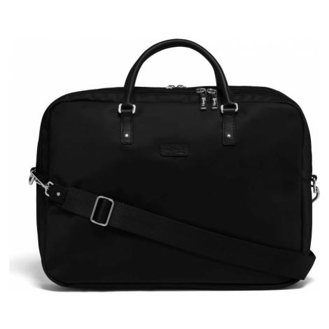 Lipault Dámská taška na notebook Lady Plume 15,6'' - černá