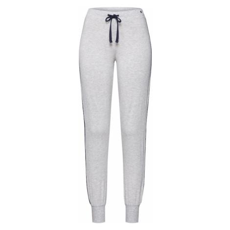 ESPRIT Pyžamové kalhoty 'Jayla' světle šedá