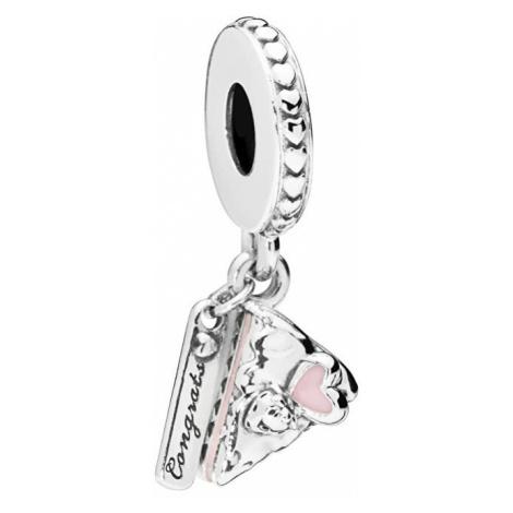 Pandora Stříbrný přívěsek Slavnostní dort 797258ENMX