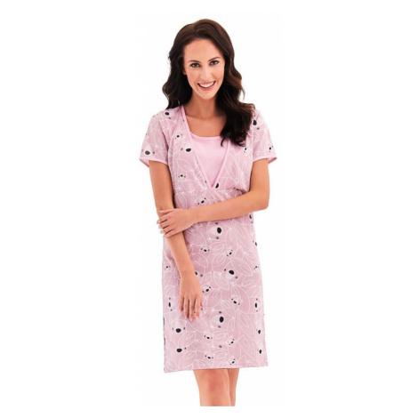 Mateřská košile Linda růžová koaly Taro